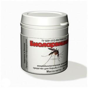 Уничтожитель личинок комаров
