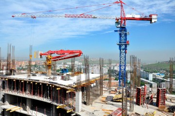 Снабжение объектов строительства