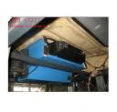 Монтаж кондиционера на трактор ХТЗ‐17221 с двигателем ЯМЗ‐236Д