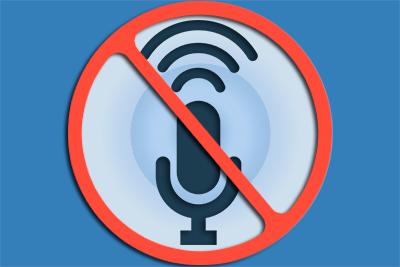 Подавители микрофонов и диктофонов