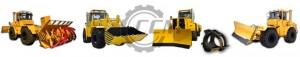 Навесное оборудование и запчасти для тракторов К-700, К-701, К-702, К-703